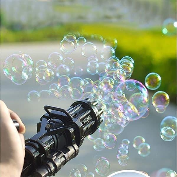Hatalmas mennyiségű szappanbuborék image