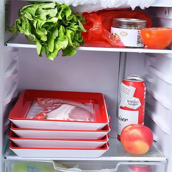 Alkalmas mikrob, hűtőszekrénybe és fagyasztóba image